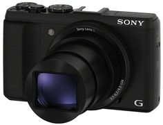 Sony Unveils the Tiny HX50V, the Worlds Smallest and Lightest 30x Superzoom.