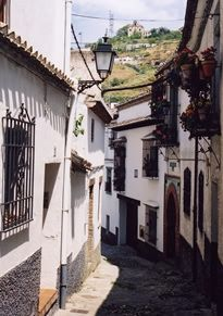 Granada-Albaicin (Spain)
