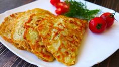 cuketové-kapsy-623x350 Russian Dishes, Good Food, Yummy Food, Vegetable Recipes, Lasagna, Zucchini, Food To Make, Food And Drink, Appetizers