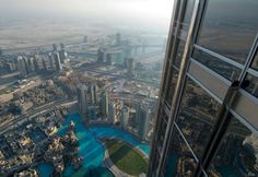 """The dizzying height of the world's tallest building lent some extra thrillsto the latest """"Mission: Impossible"""" movie. But enjoying the view from the Burj Khalifain Dubai is not only possible, it's easy."""