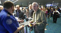 New TSA rules for elderly fliers