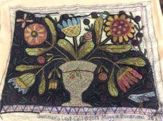 Maggie Bonanomi rug design