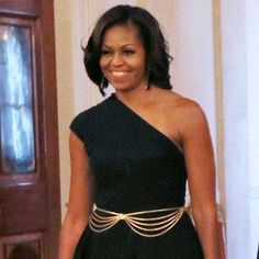 Michelle Obama - cute dress