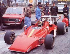 1973 Jacky Ickx (Ferrari 312B3)