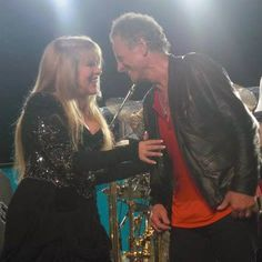 Stevie and Lindsey Unleashed tour