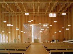 finland church timber - Google Search