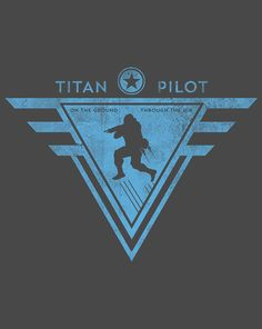 Prepare to Fall T-Shirt $10 Titanfall tee at ShirtPunch today only!