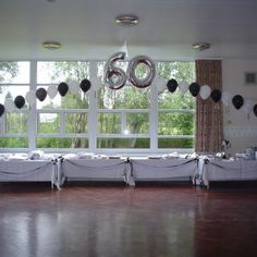 Lounge 60th birthday party