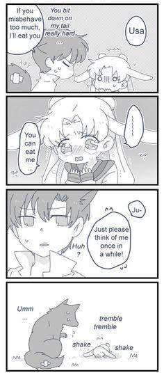 Sailor Scribbles: Eat You Up 01