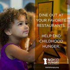 End Child Hunger
