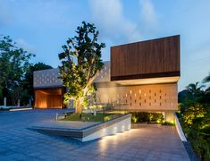 House X | Limelight atelier; Photo: Beton Brut | Archinect