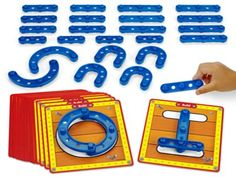 Build the Letter Activity Center at Lakeshore Learning Teacher Supply Store, Teacher Supplies, Alphabet Activities, Preschool Activities, Time Activities, Learning Letters, Preschool Classroom, Kindergarten, Lakeshore Learning
