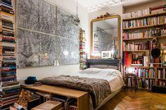 The quintessential Parisian apartment