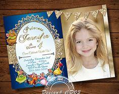 Printable Jasmine Birthday Invitations ~ Best princess jasmine birthday party images