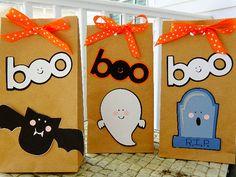 Resultado de imagen para halloween bags