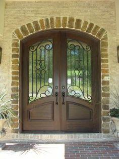 Window shape (with curved shape underneath) - option 2