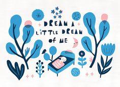 Sogni un sogno piccolo di me di hsinping su Etsy