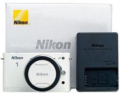 Nikon J1 Settings