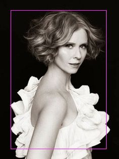 cynthia nixon miranda hobbs on pinterest sex and the city celebrity and carolina herrera. Black Bedroom Furniture Sets. Home Design Ideas