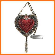Mary Frances Mi Corazon Handbag - Evening bags (*Amazon Partner-Link)