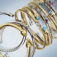 The Cable bracelet is one of the world's most beloved jewelry designs.