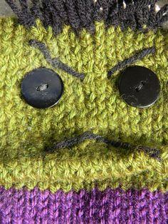 Sale+Item+Hulk+Smash+Shoulder+Bag+Hand+Knitted+by+SocksKnitPalace,+$14.50
