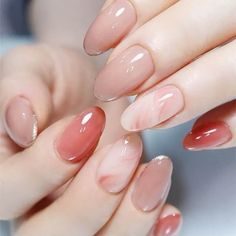 Want some ideas for wedding nail polish designs? This article is a collection of our favorite nail polish designs for your special day. Cute Nails, Pretty Nails, My Nails, Fail Nails, Short Nail Designs, Simple Nail Designs, Natural Nail Designs, Nail Polish Designs, Nail Art Designs