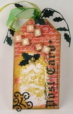 Scrap book tag...awesome
