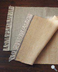 Eileen Fisher Eventide Wool & Cotton Rug