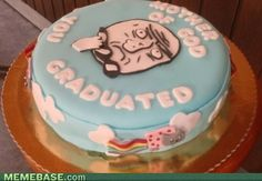 I want one of these that say ''Oh Dear God... You Survived Another Year..'' for a birthday cake :D