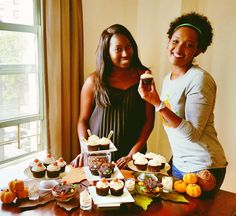 What's Halloween without delicious treats!?! The owner of Top Shelf Treats, Shola Agunbiade has some really amazing Halloween cupcakes treats! But before I get into them all, I would like to tell y...