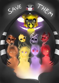 ''Give gifts,Give life'' the Marionette protects the children Five Nights At Freddy's, Pichu Pokemon, Sad Child, Anime Fnaf, Fnaf 1, Freddy 's, Fnaf Drawings, Missing Child, Sad Art