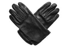 Deerskin Leather Driving Gloves - Kaufmann Mercantile