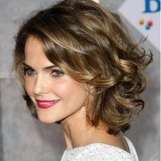 The Most Flattering Hairstyles Ever: Got Curls & a Round Face? How to Flaunt Your Ringlets