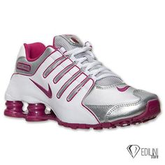 Zoom Tenis Nike Shox Nz Eu Running Prata E Pink Nike Shox For Women 043458e27