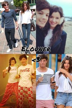Bertasson Tomlinson and Smith calder cute couple. Cutest Couple Ever, Cutest Thing Ever, Louis And Eleanor, Beautiful Girlfriend, Never Lose Hope, Adorable Pictures, Eleanor Calder, The Other Guys, Louis Williams