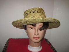 Straw hat with a Leather Band with a Dolphin Clothing Unisex Accessories hats 8 #strawhat #casual