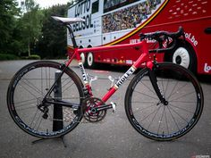 Lotto-Belisol's Ridley bikes at the Tour de France | CyclingTips