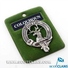 Colquhoun Clan Crest