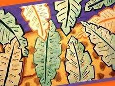35 Ideas For Jungle Animal Art For Kids Henri Rousseau Henri Rousseau Paintings, 2nd Grade Art, Second Grade, Animal Art Projects, Art Lessons Elementary, Teaching Art, Primary Teaching, Science Art, Art Lesson Plans