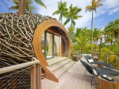 The Brando offers carefree luxury in pristine nature. With access to the island by private plane, the resort features 35 villas on white-sand beaches frequented by sea turtles and exotic birds. The resort reflects Polynesian culture and each villa has its own private beach area and plunge pool. Exclusively when you Travel with Terra, receive: **One 50 Minute Spa Treatment, per Villa, per stay**