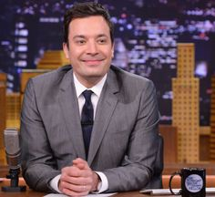 Jimmy Fallon covers 'We Are The Champions' with friends for the Super Bowl.