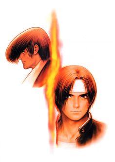 King of Fighters/#903327 - Zerochan