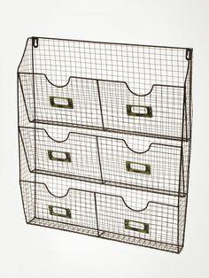 Utensílios p/ Organização | collector55.com.br loja de decoração online