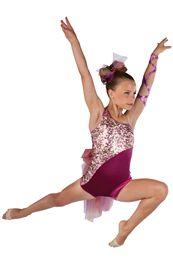 Lyrical Detail | Dansco - Dance Costumes and Recital Wear