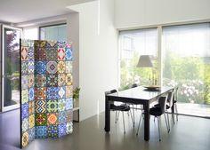 NOWOŚĆ! Parawan dekoracyjny 3 części f-B-0009-z-b - artgeist - Dekoracje
