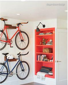 les 48 meilleures images du tableau diy v lo sur pinterest rangement pour v los v lo. Black Bedroom Furniture Sets. Home Design Ideas