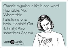 Brainless Blogger: Migraine Awareness Month #28 Saturday Night Live: How does humor help you cope?