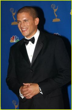 Wentworth Miller I cannot get over his face. But I have to give myself frequent friendly reminders that he's 41. FORTY-ONE!