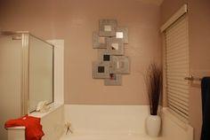 IKEA Hackers: wall mirror art